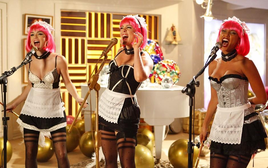 clpe empreguetes (Foto: Cheias de Charme / TV Globo)