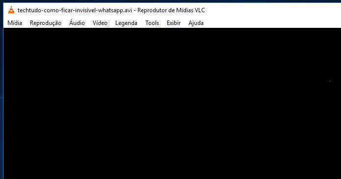Usando o VLC para controlar a reprodução no Chromecast (Foto: Reprodução/Edivaldo Brito)