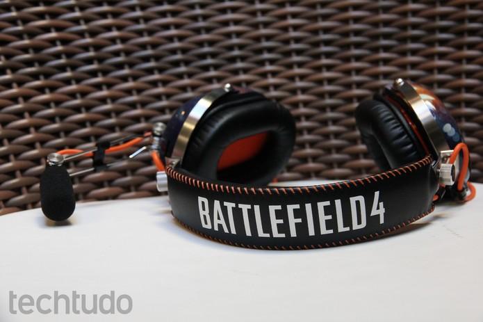 Battlefield 4 Razer BlackShark acaba se tornando só um sonho de consumo por causa do alto preço (Foto: Luciana Maline/ TechTudo)