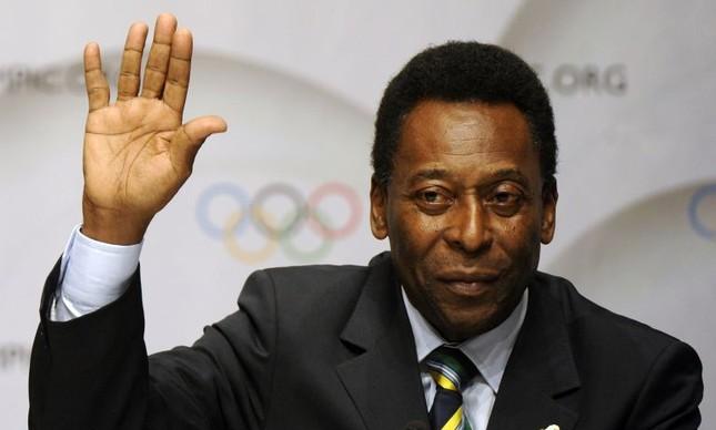 Pelé (Foto: Divulgação)