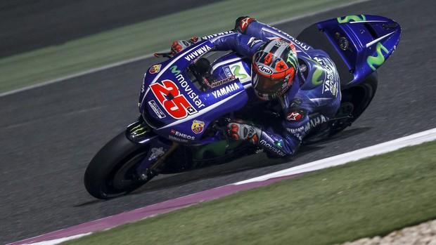 BLOG: Mundial de Motovelocidade  - Maverick Viñales imbatível na pré-temporada da MotoGP...
