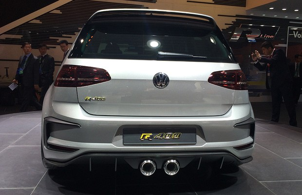 volkswagen revela conceito do golf r 400 no sal227o de