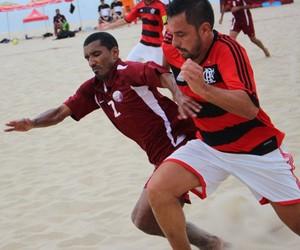 Flamengo - Futebol de areia beach soccer (Foto: Divulgação)