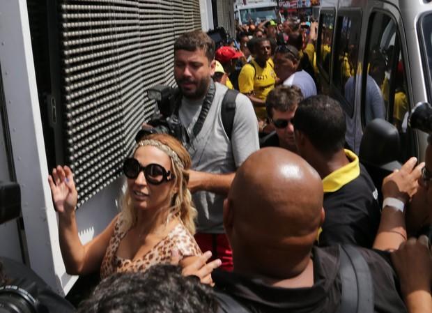Valesca Popozuda (Foto: Denilson Santos, Daniel Delmiro, JC Pereira, Raphael Castello, Wallace Barbosa e Wesley Costa/AgNews )