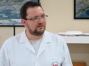 Matheus Rotundo acredita na decoberta de novas espécies (Foto: Orion Pires / G1)