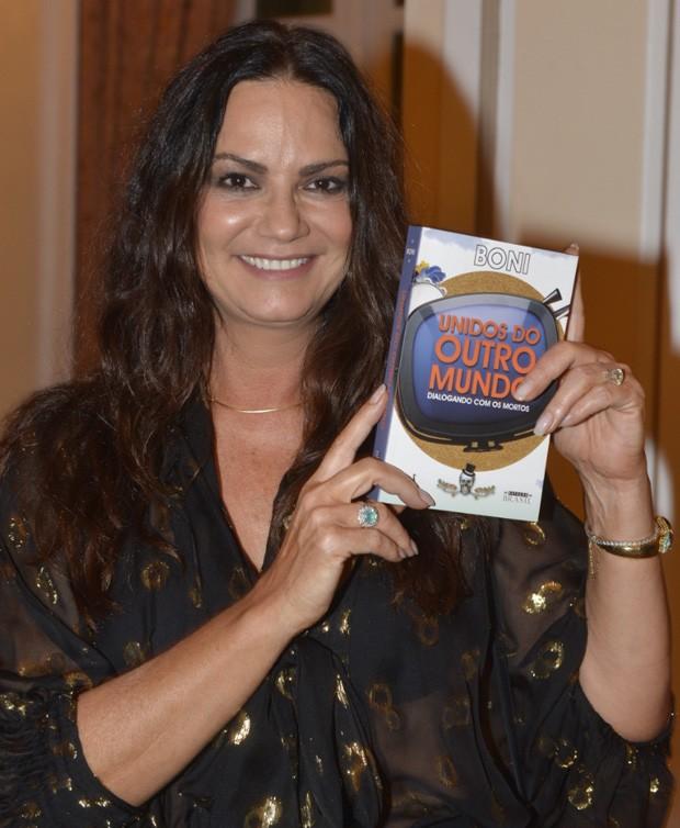 Luiza Brunet (Foto: Fabio Cordeiro/QUEM)