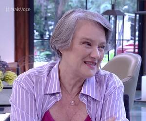 Selma Egrei (Foto: TV Globo)