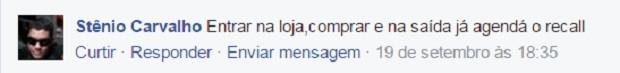 Leitores comentam sobre o Jeep Compass (Foto: Reprodução/Facebook Autoesporte)