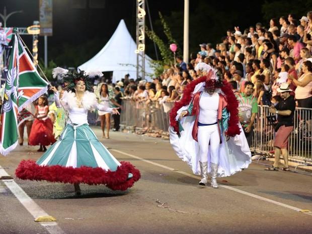 uniões do caldeirão joinville (Foto: Prefeitura de Joinville/Divulgação)