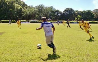 Em jogo-treino no clube da Aert, Espírito Santo vence o Rio Branco-ES