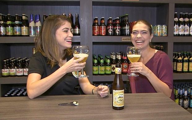 Sommelier fala sobre os tipos de cerveja (Foto: Amazônia Revista)