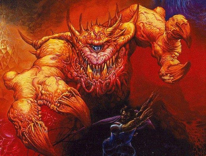 Alguns monstros em Doom foram inspirados em Dungeons & Dragons (Foto: Reprodução / Wikipédia)