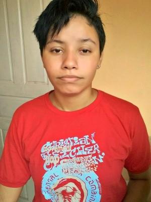 O transexual Joey Sampaio solicitou uso de nome social na Ufac (Foto: Arquivo pessoal)