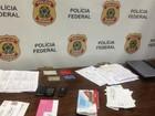 Estelionatário é preso ao tentar abrir conta e PF estima R$ 60 mil em golpes