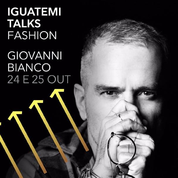 Giovanni Bianco estará no JK Iguatemi (Foto: Divulgação)