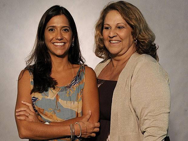 Ana Maria e Patrícia Moretzsohn acreditam na importância de retorno ao lar (Foto: Malhação / TV Globo)