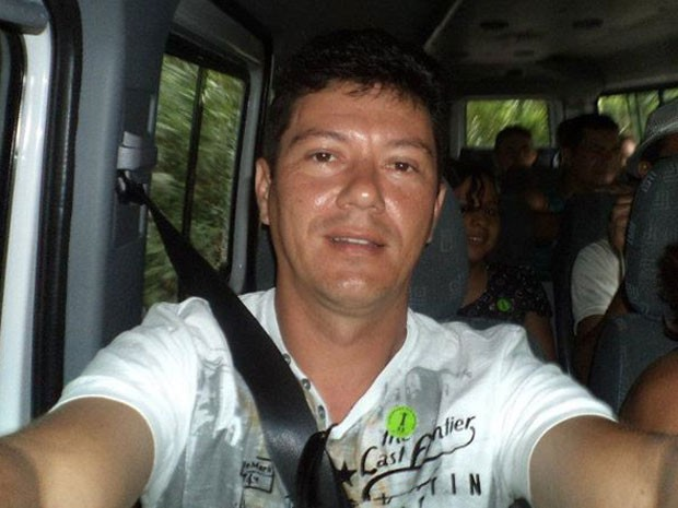 Luiz Carlos da Cruz, de 39 anos (Foto: Arquivo Pessoal/Facebook)