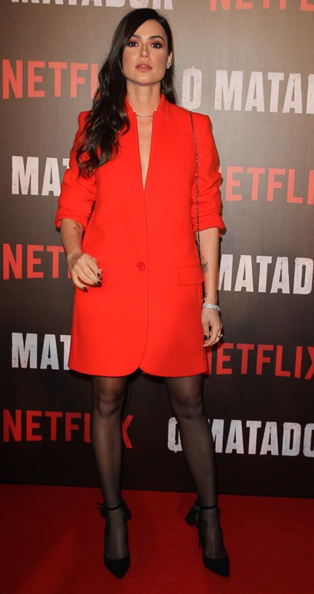 Thaila Ayala (Foto: Amauri Nehn/Brazil News)
