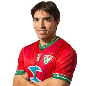 Gerente de Futebol do Salgueiro diz que Paulo Junior foi internado por conta de uma anemia (Foto: Héliton/InFoto / Site Oficial do Salgueiro )