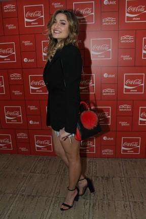 Sasha em festa em São Paulo (Foto: Amauri Nehn/ Brazil News)
