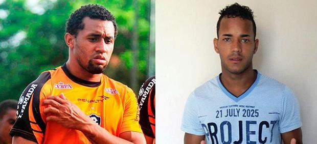 Bruno Oliveira e Léo Carpina são os reforços da Inter de Limeira (Foto: Divulgação/InterDeLimeira)