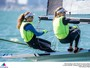 Martine Grael e Kahena Kunze vencem etapa de Miami da Copa do Mundo