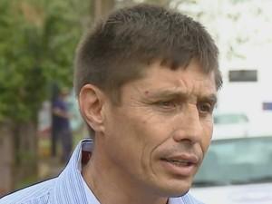 vereador César Eduardo Brissow Entre-Ijuís (Foto: Reprodução/RBS TV)