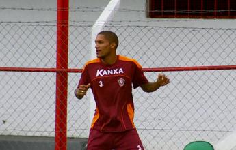 Fernando Karanga é o novo contratado para o ataque do Paraná