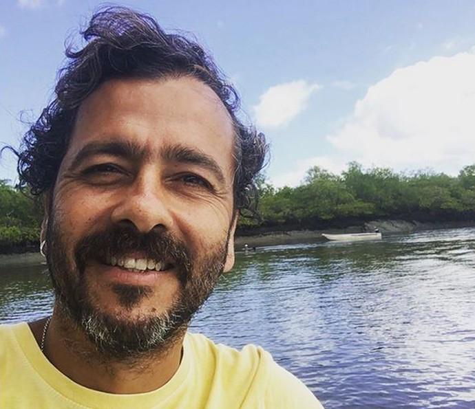 Marcos Palmeira fala sobre a obsessão de Cícero por Tereza (Foto: Arquivo Pessoal)