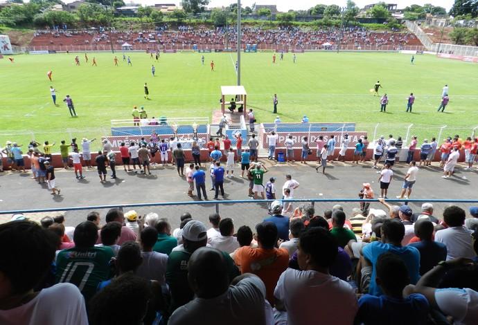Tabajara América Campeonato Amador de Uberlândia (Foto: Lucas Papel)