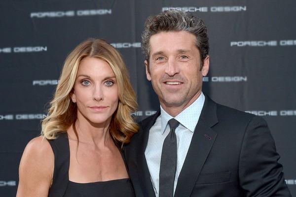 Patrick Dempsey e a esposa Jillian vão renovar os votos (Foto: Getty Images)