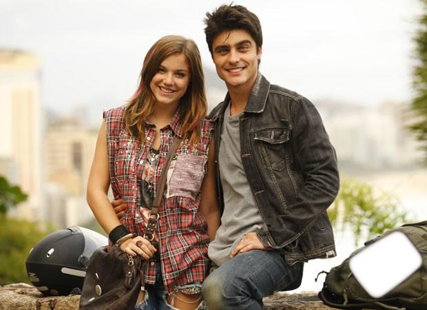 Lia e Vitor