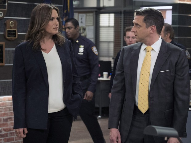 Law & Order: SVU - American Dream (20Ep18T) (Foto: Canal Universal)