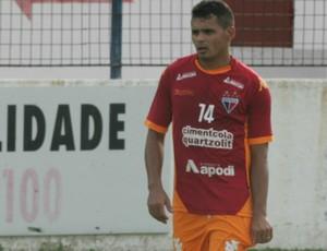 Daniel Sobralense, meia do Fortaleza (Foto: Kleber A. Gonçalves/Agência Diário)