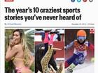 Andressa Urach está na lista das 10 notícias mais bizarras do ano, diz jornal