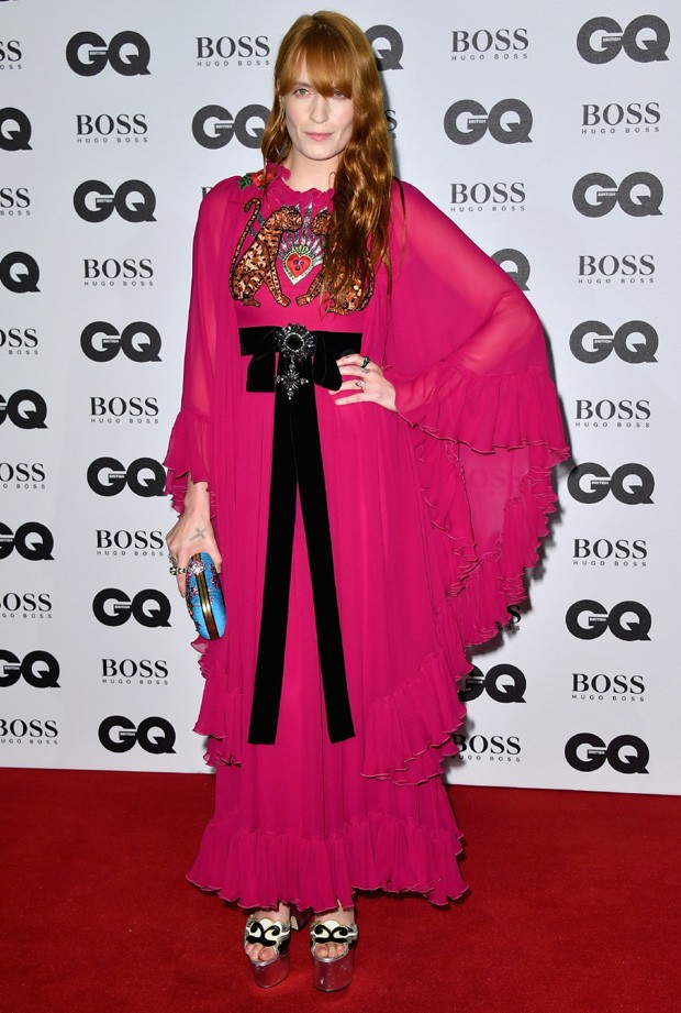Florence Welch (Foto: Gareth Cattermole/Getty Images)