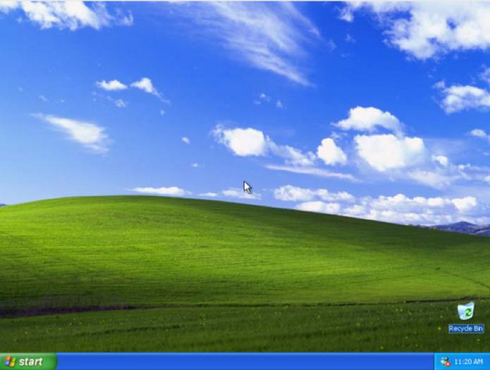 Windows XP Pro, sistema operacional da Microsoft que vai dar adeus no dia 8 de abril (Foto: Reprodução/Microsoft)