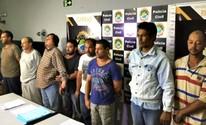 Suspeitos de furtar gado em MS tem ajuda de contadores, afirma polícia (Graziela Rezende/G1 MS)