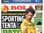 Jornal: Sporting quer Pato e negocia empréstimo com o Corinthians