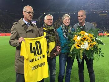 Torcedor Borussia Dortmund (Foto: Divulgação)
