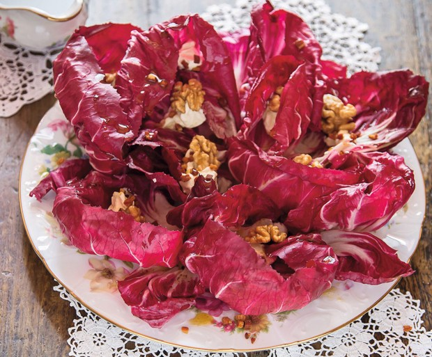 Salada Verona (Foto: Rogério Voltan / Editora Globo)