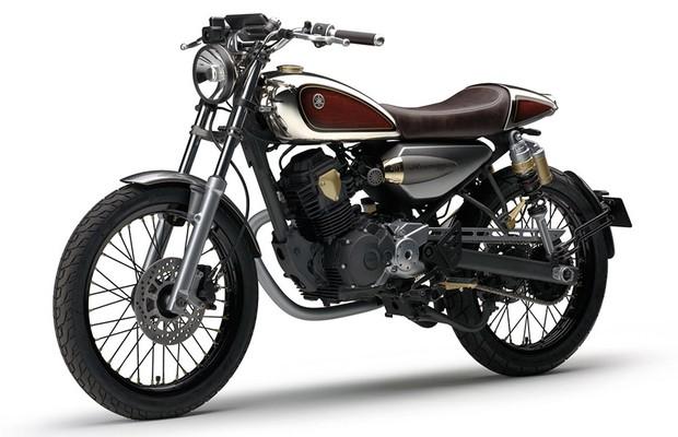 Yamaha Resonator 125 (Foto: Divulgação)