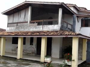 Casa (Foto: Ruan Melo/G1)