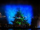 Lagoa do Taquaral ganha árvore de Natal de 23 metros em Campinas