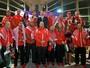 Herói nacional: 1º medalhista olímpico da Jordânia é recebido por príncipe