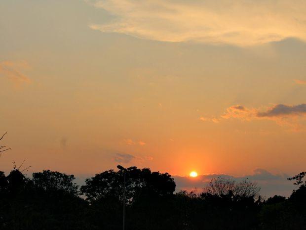 Previsão é de chuva para a sexta-feira (25), segundo Inmet (Foto: Isabela Cavalcante / G1 MS)