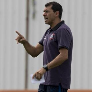 Fábio Carille Corinthians (Foto: Daniel Augusto Jr./Agência Corinthians)