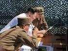 Kim Jong-un tira fotos com técnicos do 5º teste nuclear norte-coreano