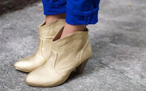 Três formas de dar uma cara nova ao sapato velho