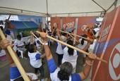 Participantes tiveram aulas de fitness home                      (Divulgação/Eli Cruz)